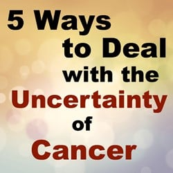 5 Ways to Deal with Cancer