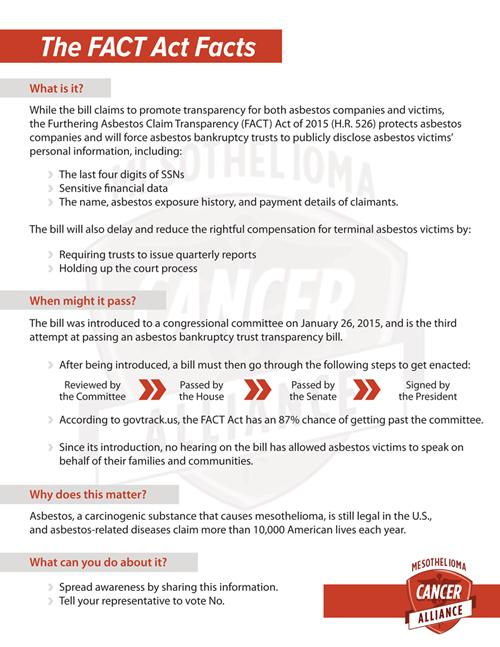 FACT Act Fact Sheet