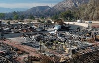 Asbestos Concerns Linger After California Wildfires
