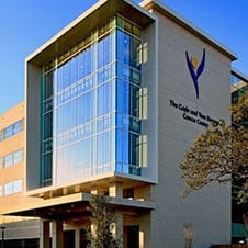 Photo of The Gayle and Tom Benson Cancer Center
