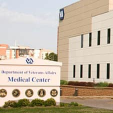 Photo of Memphis Veterans Affairs Medical Center