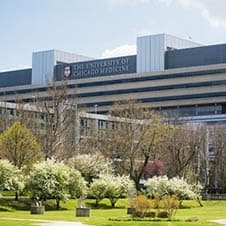 Photo of The University of Chicago Medicine Comprehensive Cancer Center