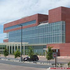 University of New Mexico Comprehensive Cancer Center