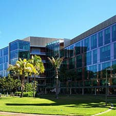 Photo of University of Hawaii Cancer Center