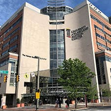University of Maryland Marlene and Stewart Greenebaum Comprehensive Cancer Center