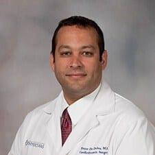 Photo of Dr. Pierre E. De Delva