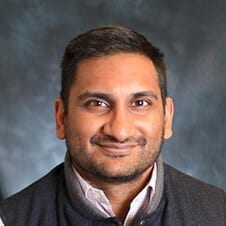 Photo of Dr. Shiven B. Patel