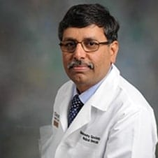 Photo of Ramaswamy Govindan, M.D.
