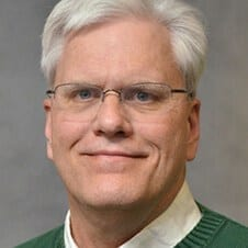 Photo of Robert Kratzke, M.D.