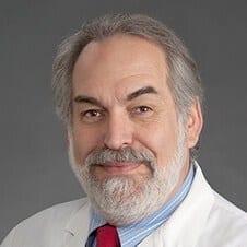 Photo of Edward A. Levine, M.D.
