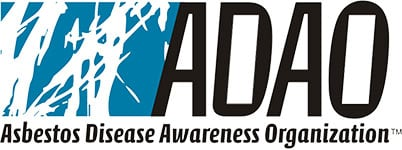 Asbestos Disease Awareness Organization logo