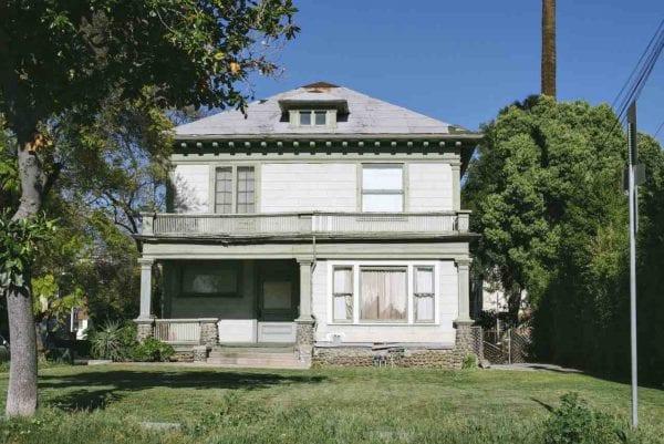 Older Home With Asbestos & Hazardous Materials