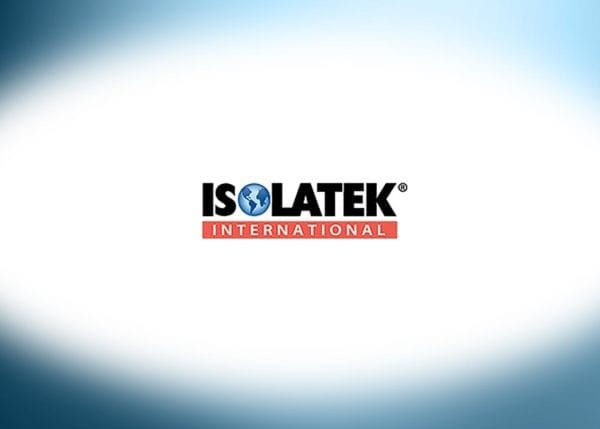 ISOLATEK, the trade name of United States Mineral Products Company.