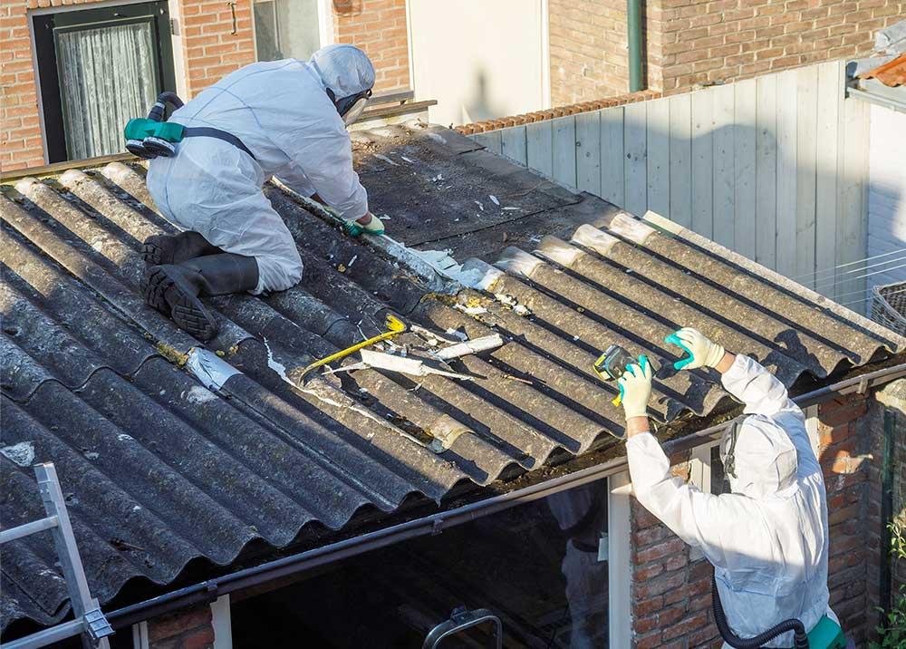 Handling Asbestos Removing Asbestos Safely