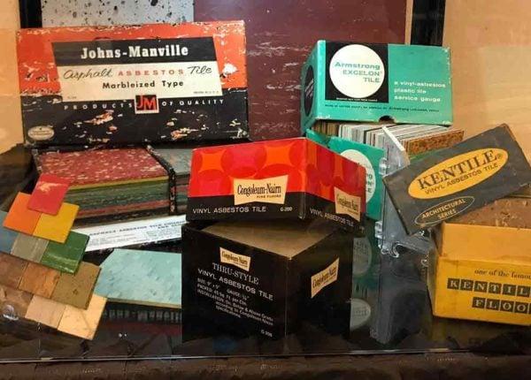 Mesothelioma Asbestos Vinyl Products