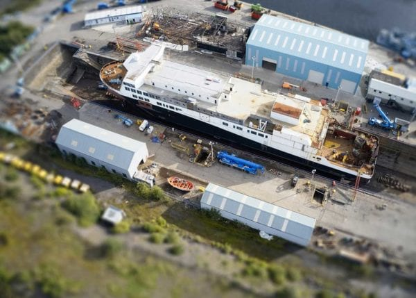 Asbestos Use on Shipyards