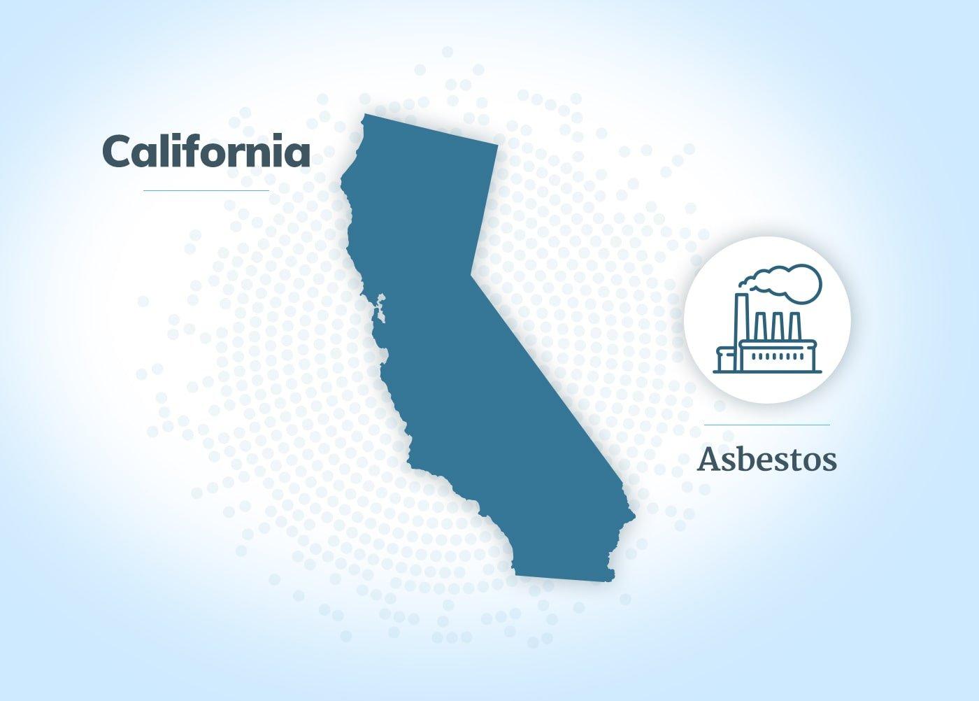 Asbestos exposure in California