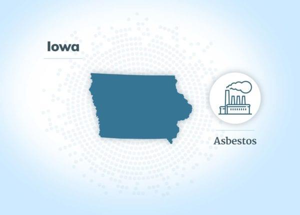 Asbestos exposure in Iowa