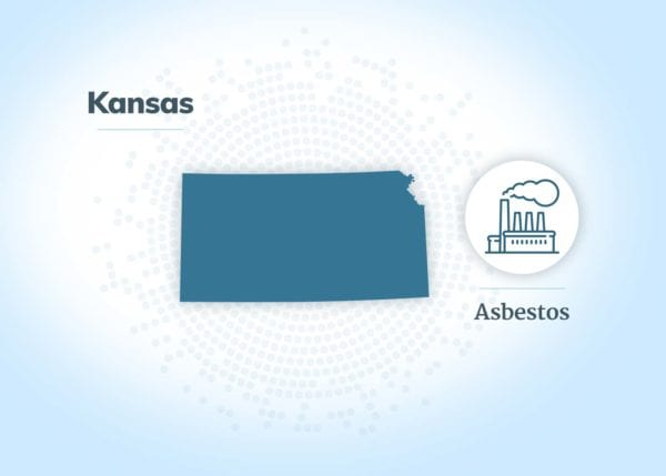 Asbestos exposure in Kansas