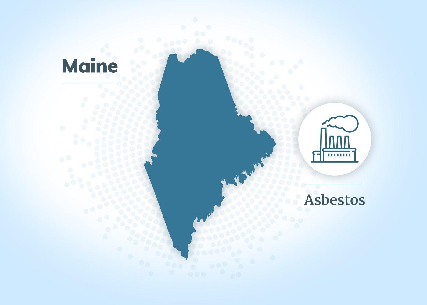 Asbestos exposure in Maine