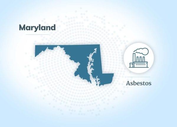 Asbestos exposure in Maryland