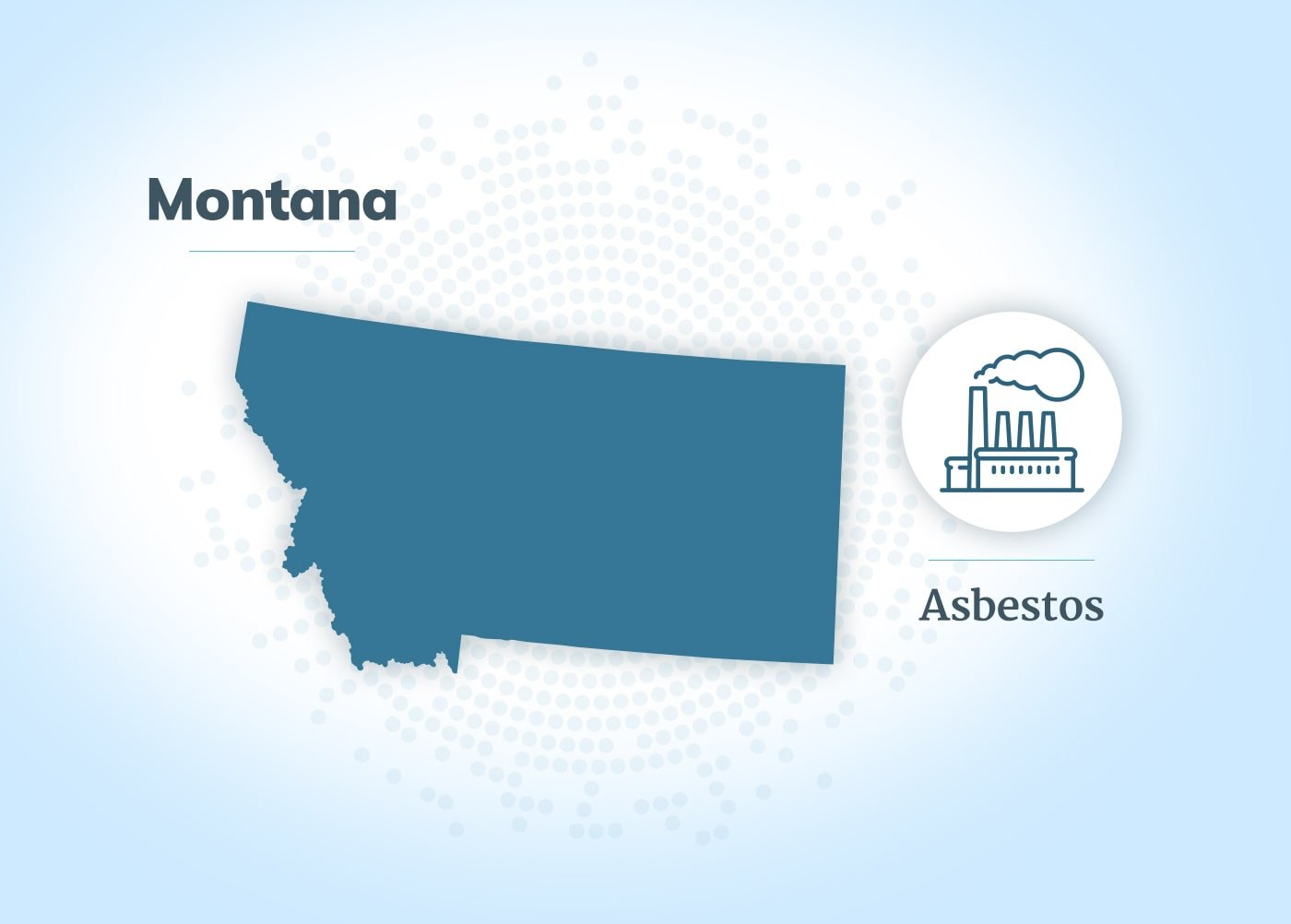 Asbestos exposure in Montana
