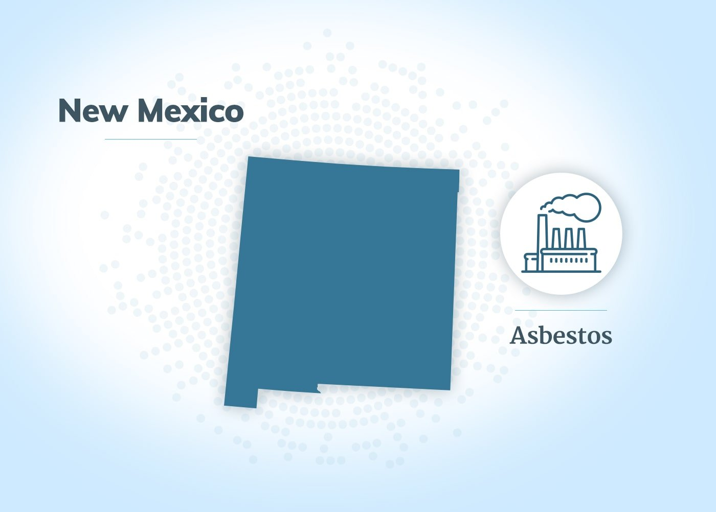 Asbestos exposure in New Mexico