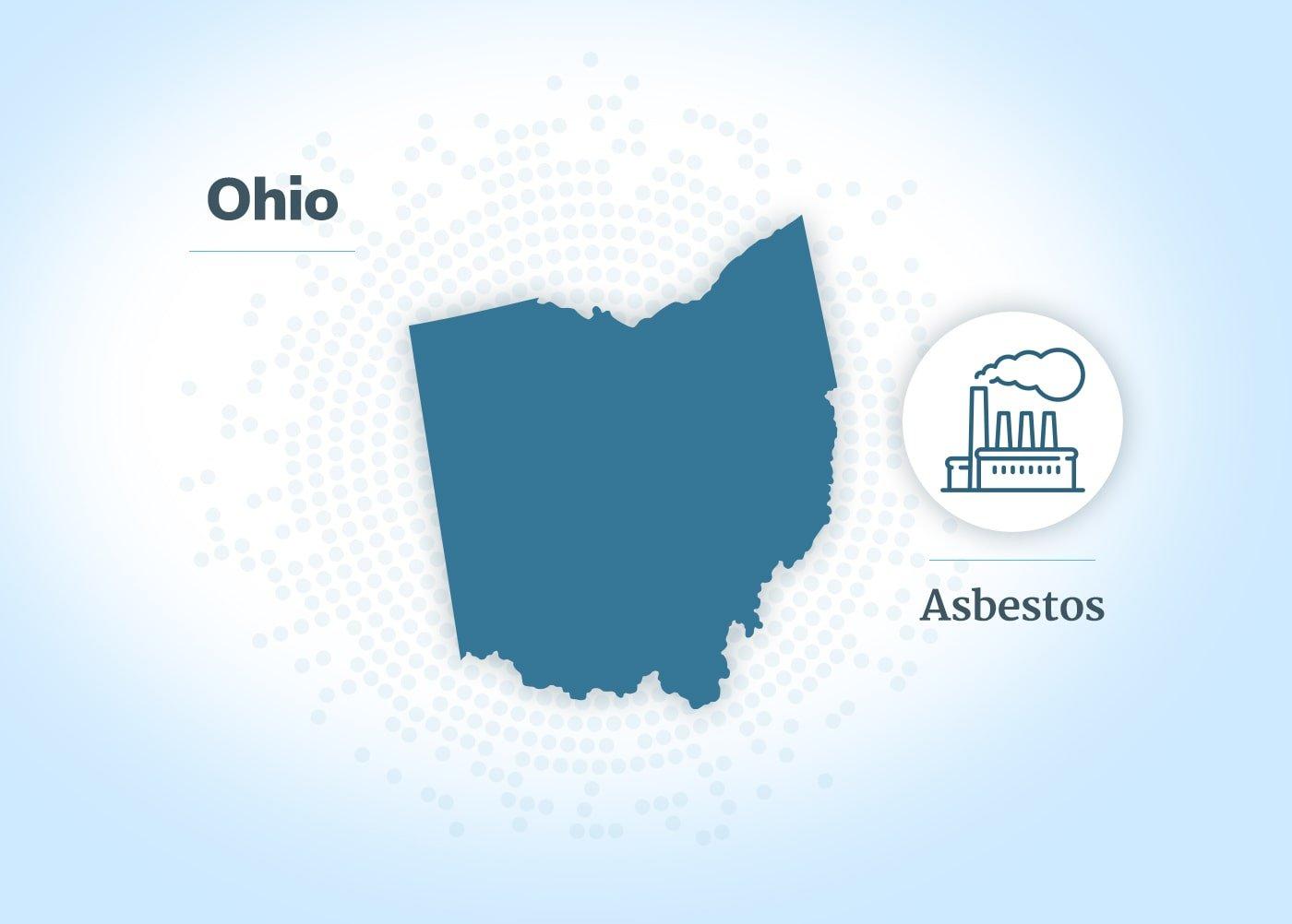 Asbestos exposure in Ohio