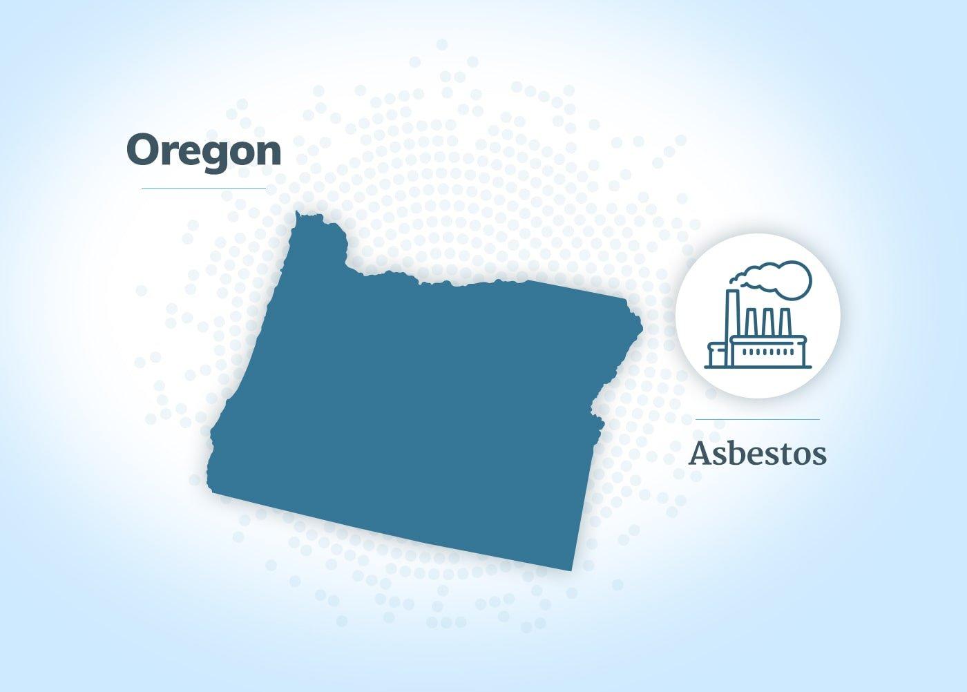 Asbestos exposure in Oregon
