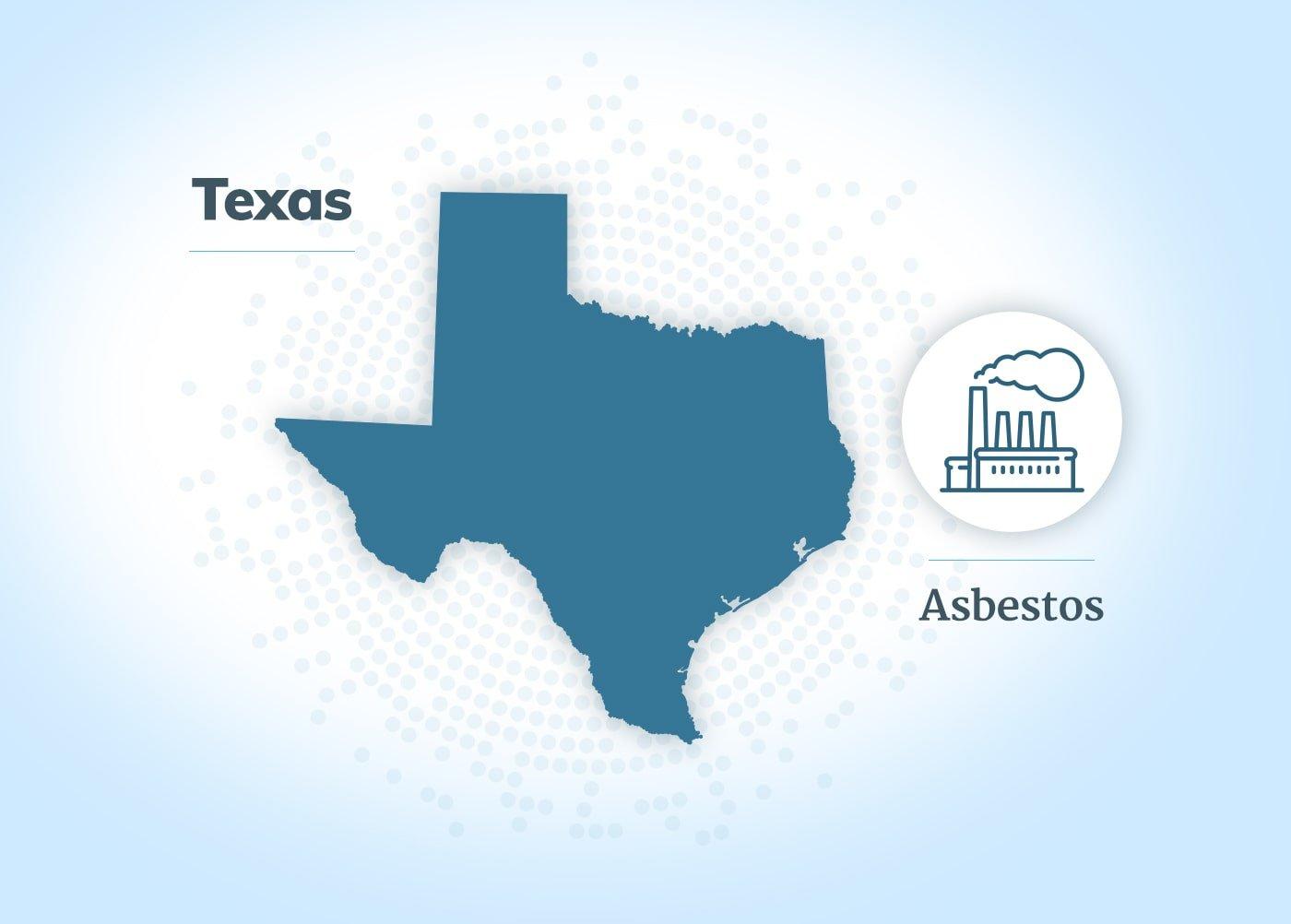 Asbestos exposure in Texas