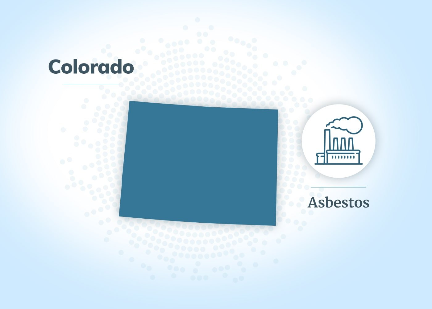 Asbestos exposure in Colorado