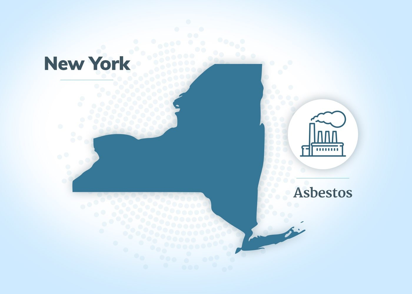 Asbestos exposure in New York