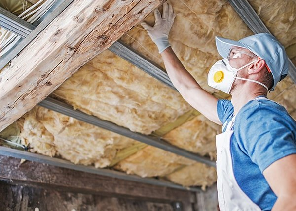 Trained asbestos professionals should remove all asbestos-containing materials.