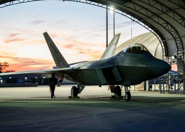 Air Force Base Jobsites