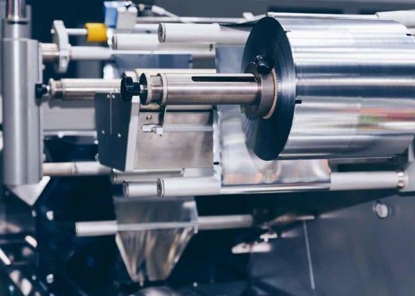 Aluminum at an Aluminum Plant Jobsite