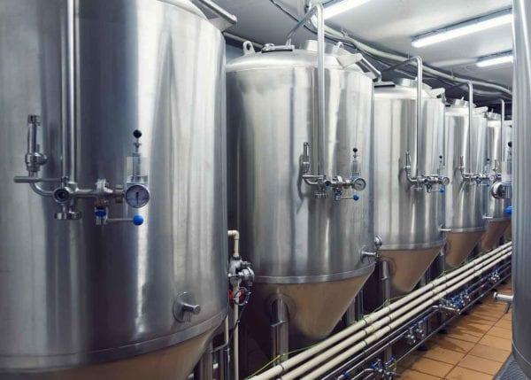 Brewing Company Jobsite
