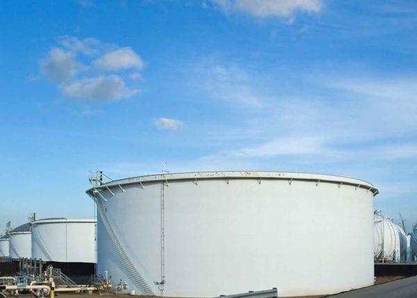 Oil Refinery Jobsite