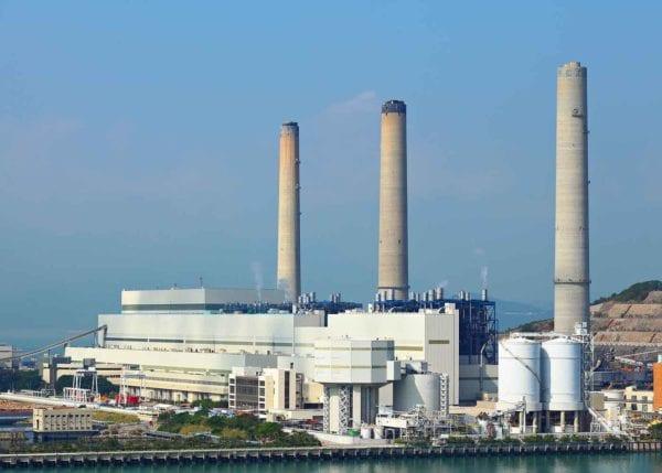 Power Plant Jobsite