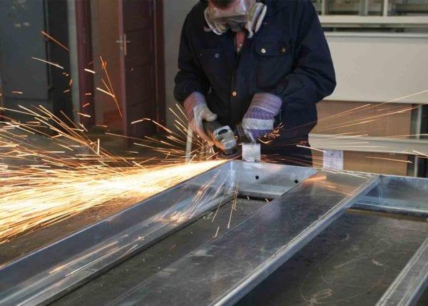 Metal Workers at Work