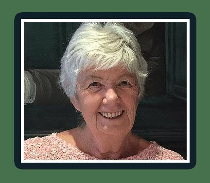 Mesothelioma survivor Mavis Nye