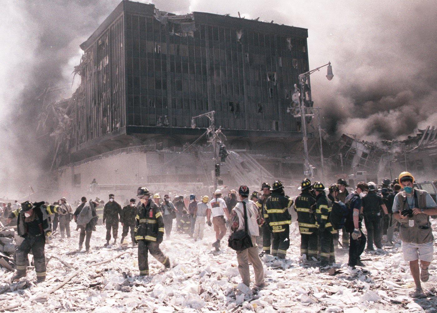 World Trade Center 9/11