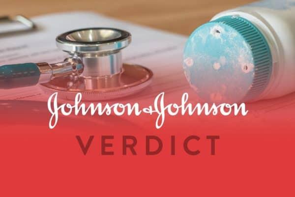 Johnson & Johnson Asbestos Verdict