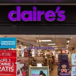 FDA Confirms Asbestos in Claire's products