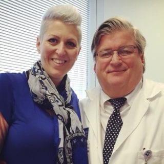 Heather Von St. James Remembers Dr. David Sugarbaker