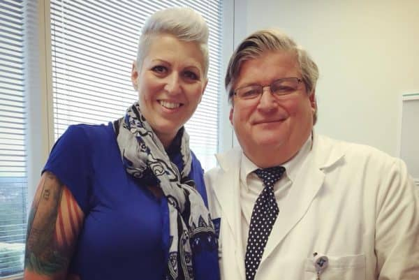 Heather Von St. James Remembers Dr. David Sugarbaker