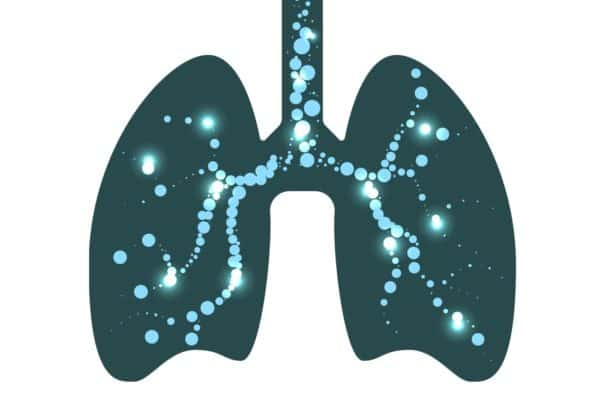 Air in the Pleural Cavity for Early Mesothelioma Detection