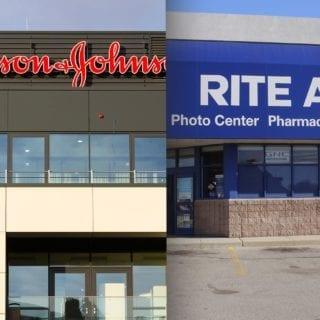 Johnson & Johnson, Rite Aid Asbestos Lawsuit