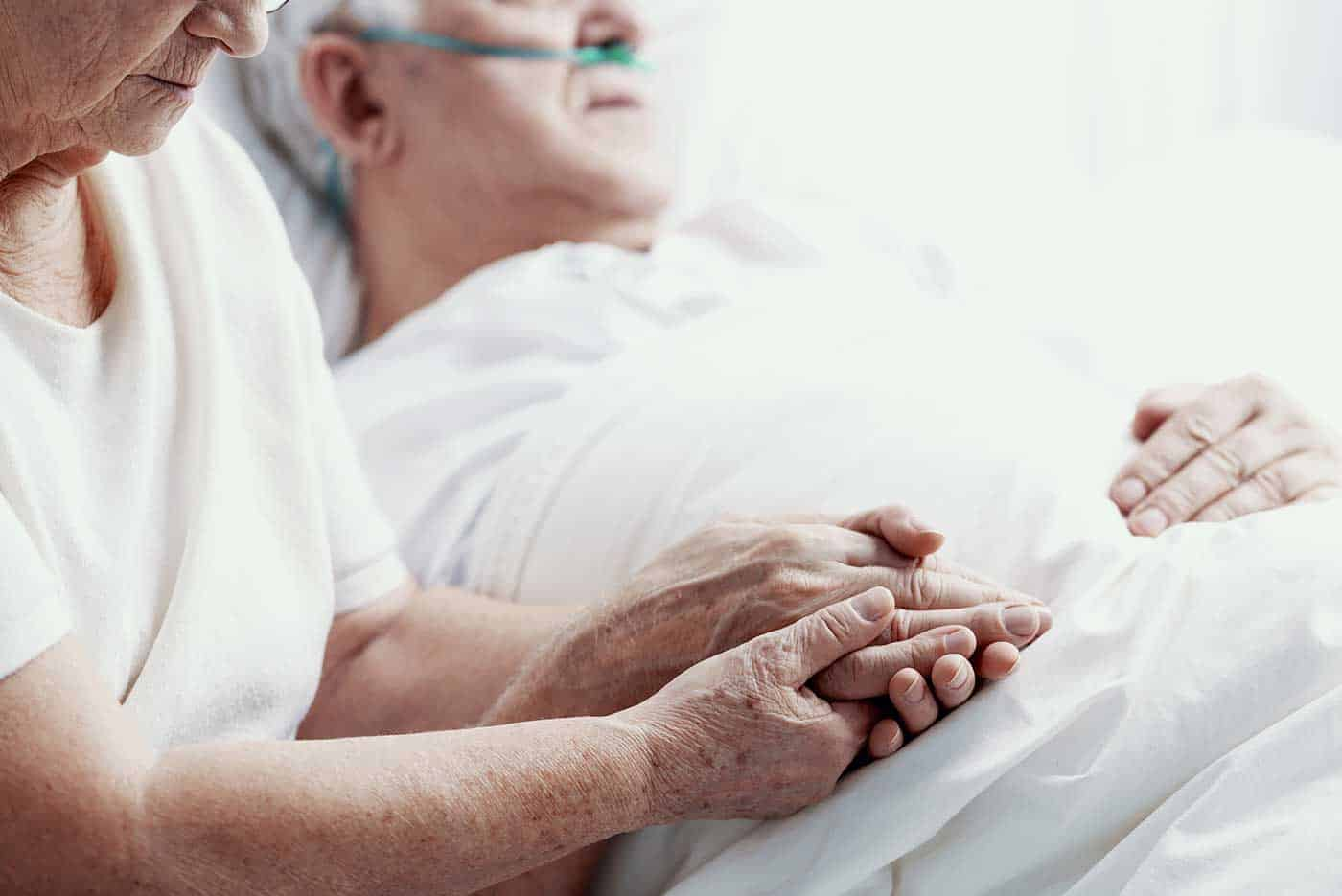 Caregiving for a Bedridden Patient