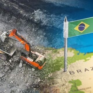 Brazil Continues to Mine and Export Asbestos