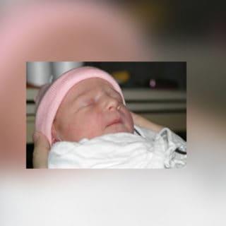 Mesothelioma survivor Heather Von St. James' infant daughter Lily